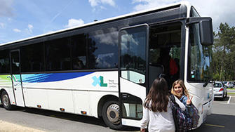 Inscription bus scolaire